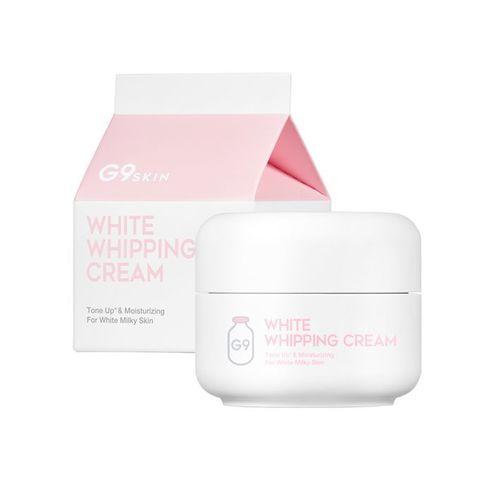G9 Крем для лица G9skin Milk Bubble Cream 50гр