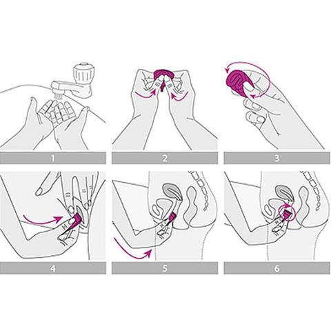 EVE - TALLA  S Чаша менструальная многоразовая