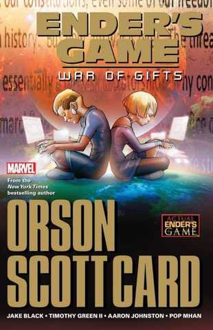 Ender's Game: War of Gifts Hardcover
