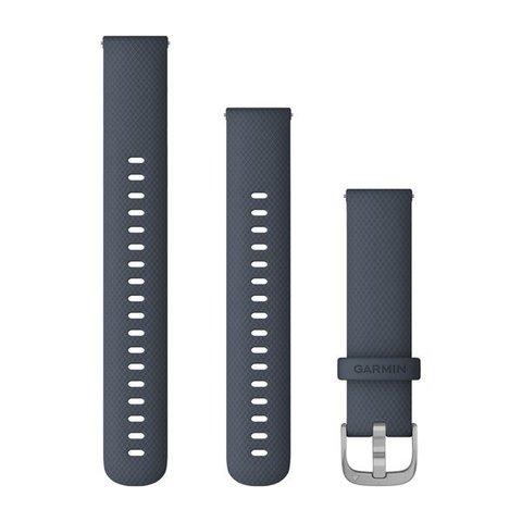 Ремешки силиконовые Quick Release 18 mm