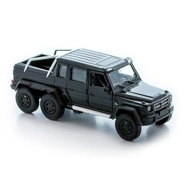 Машинка-игрушка Mercedes-Benz Gelandewagen AMG G63 6x6