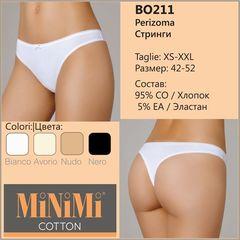 MINIMI стринги BO211