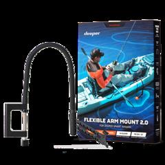 Крепление Deeper Flexible Arm Mount 2.0 для лодки