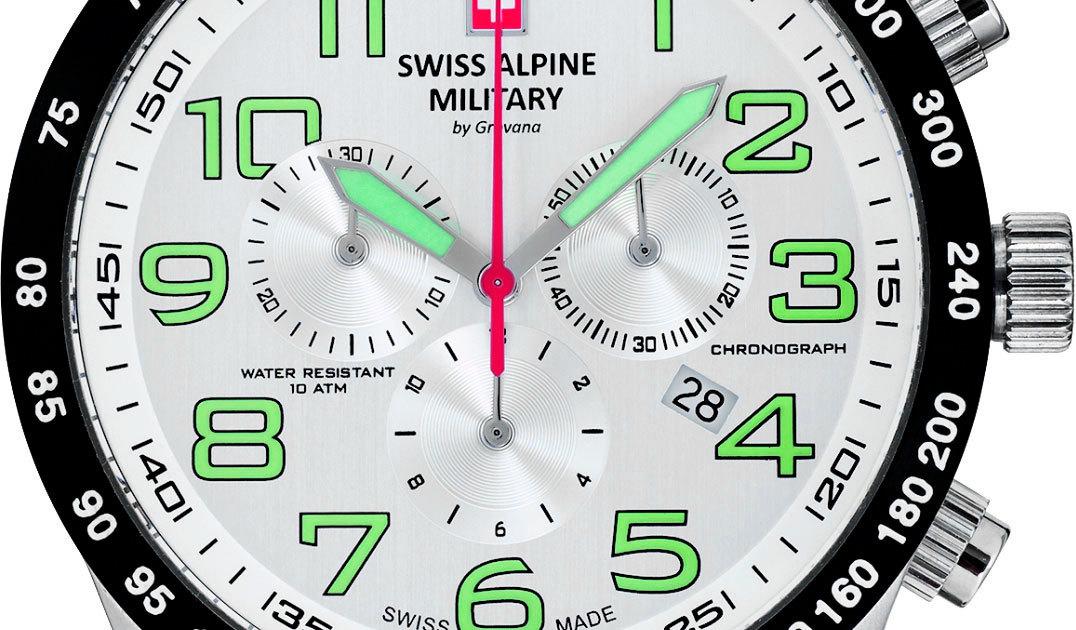 Наручные часы Swiss Alpine Military 7047.9132SAM