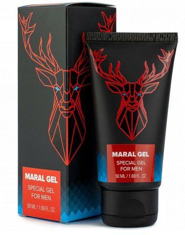 Гель для мужской силы Maral gel - 50 мл.
