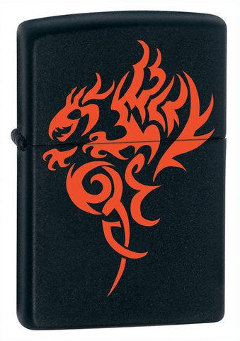 Зажигалка Zippo Hidden Dragon