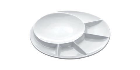 Фондю тарелка SIESTA d 23 см, Tescoma