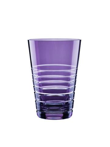 Набор из 2-х бокалов Softdrink  Violet 360 мл артикул 88904. Серия Sixties Rondo