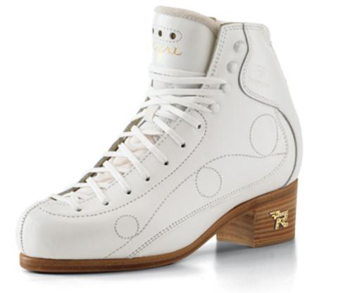 Ботинки для фигурного катания  Risport Royal (white/белый)