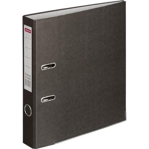 Папка-регистратор Attache Colored 50 мм черная