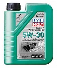 39018 LiquiMoly НС-синт. мот.масло д/зим.сад.техн. Garten-Wintergerate-Oil 5W-30 CF/SN C3 (1л)