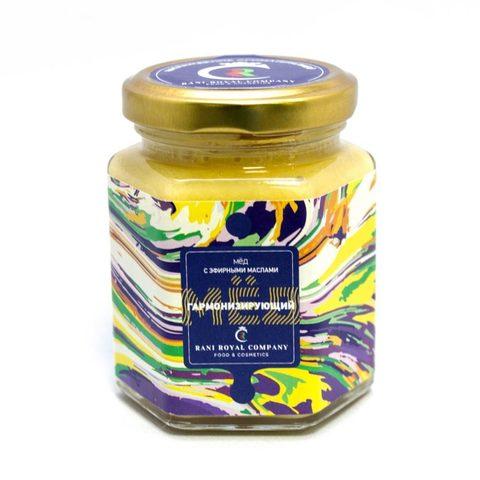 Мёд с эфирными маслами «Гармонизирующий» 240 г