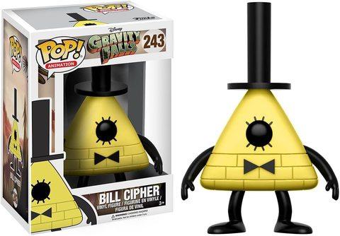 Фигурка Funko Pop! Animation: Gravity Falls - Bill Cipher
