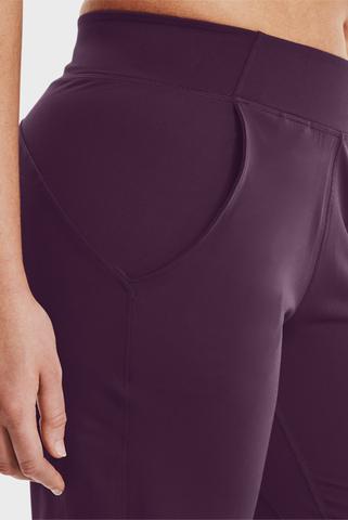 Женские фиолетовые спортивные брюки Meridian Jogger-PPL Under Armour