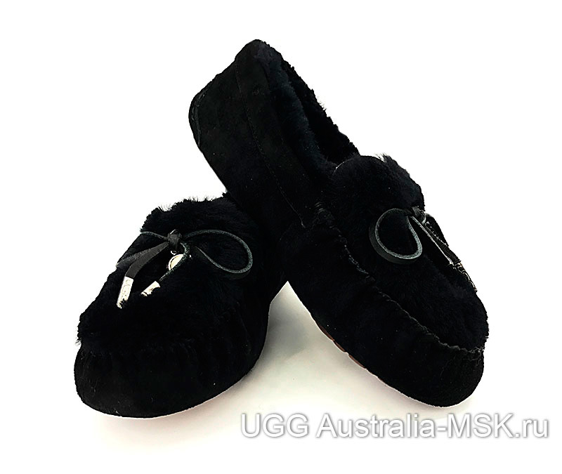UGG Moccasins Ansley Rivers   Black