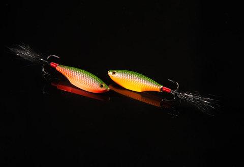 Бокоплав ручной работы Fire Fish Swift цвет 001