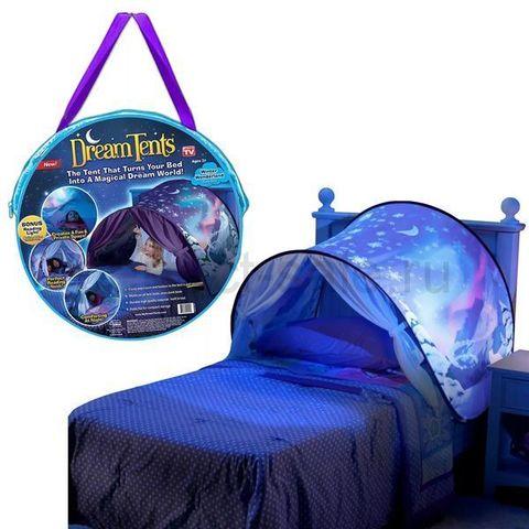 Палатка детская Dream Tents на кровать