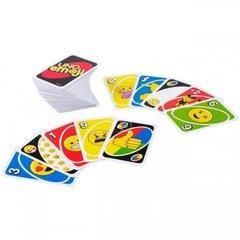 Карточная игра UNO Смайлики (DYC15)