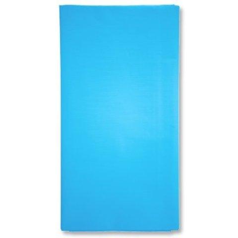 Скатерть п/э Caribbean Blue 1,4х2,75м/А