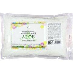 Маска альгинатная успокаивающая с алоэ (пакет) Aloe Modeling Mask, 240гр