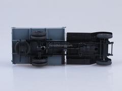 ZIS-2 AMO-2 board gray 1:43 Nash Avtoprom