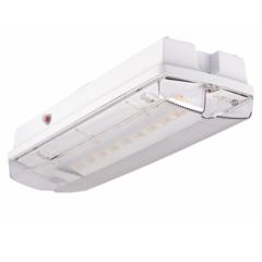 Аварийные эвакуационные светодиодные светильники с аккумуляторами Orion LED 100 4W IP65 Intelight
