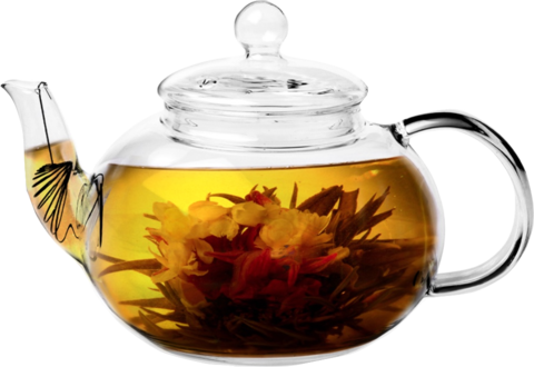 Fissman Заварочный чайник со стальным фильтром 6535 800 мл