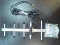 Директорная антенна диаметр разъема 7мм