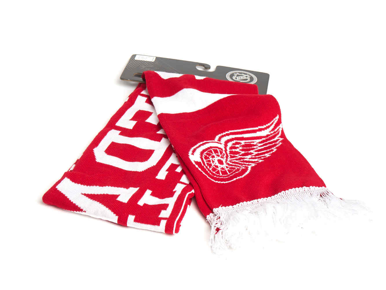 Шарф NHL Detroit Red Wings