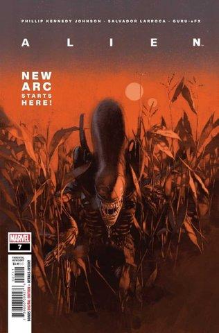 Alien #7 Cover A