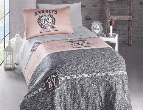 Комплект постельного белья DO&CO RANFORCE 1,5 спальный AWOSSEMO