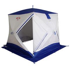 Купить зимнюю палатку-куб ПИНГВИН
