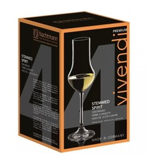 Набор из 4-х бокалов для крепких напитков Stemmed Spirit Vivendi Premium, 109 мл, фото 4
