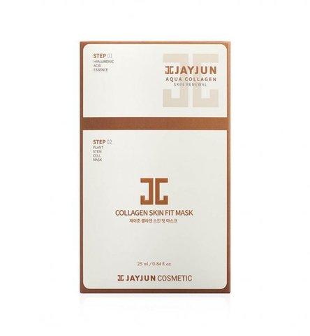 JAYJUN Collagen Skin Fit Mask (10PC)