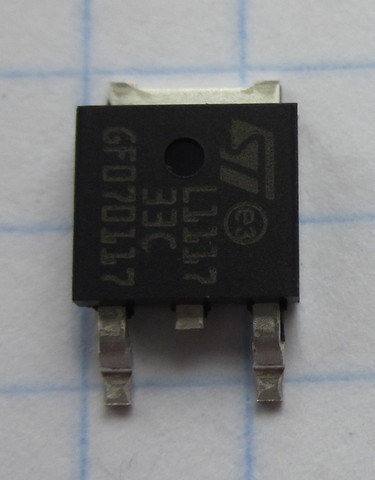 LM1117-3,3 TO252