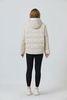 SIC-I311/02-женская куртка на нано-пухе