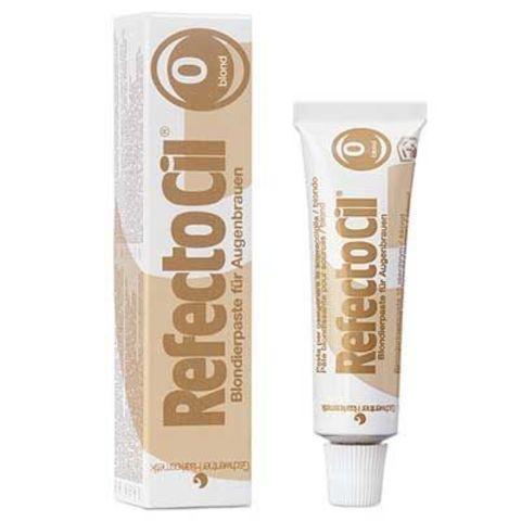 RefectoCil #0 Блонд, Осветляющая паста для бровей, 15 мл.
