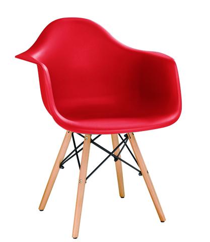 Кресло HUGO RED (красный)