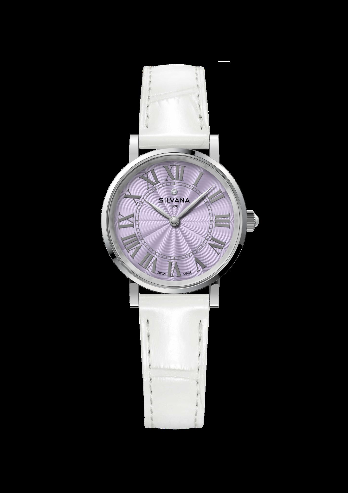 Часы женские Silvana SR12QSS1MCBL Milonga