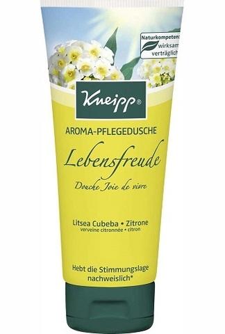 Kneipp Гель для душа «Чувственное наслаждение» с лимоном