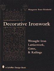 Decorative Ironwork:Wrought Iron Gratings,Gates...