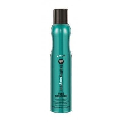 Sexy Hair Healthy: Лак без спирта (Pure Addiction Alcohol Free Hairspray), 305мл
