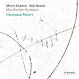 Momo Kodama, Mito Chamber Orchestra, Seiji Ozawa / Hosokawa, Mozart (CD)