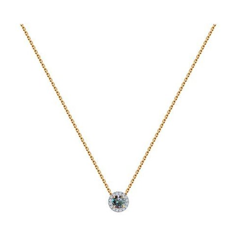 6074012 - Колье из золота  с бриллиантами и александритом