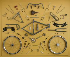 TO-1 велосипеда