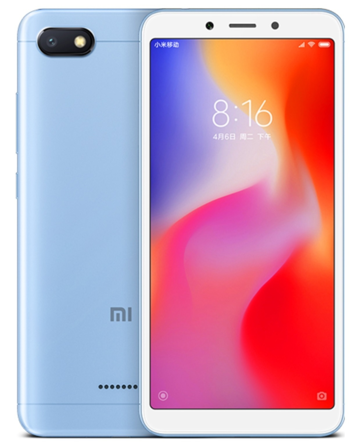 Xiaomi Redmi 6 4Gb/64Gb Blue