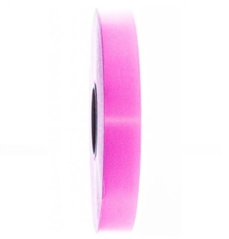 Лента полипропиленовая (размер: 19 мм 100 м), цвет: розовый