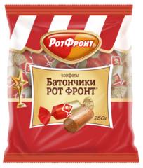 """Батончики """"Рот Фронт"""", 250 г"""