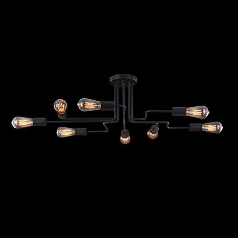 Потолочный светильник Maytoni Gilbert T532CL-08B