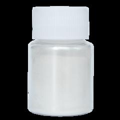 Пигмент для слайма перламутровый белый жемчуг 20 мл